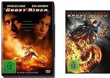 2 DVDs * GHOST RIDER & GHOST RIDER : SPIRIT OF VENGEANCE IM SET  # NEU OVP <§