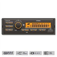 VDO Dayton TR7322U-OR 24V USB RDS Radio Tuner LKW Bus Truck 24Volt 24 V Volt
