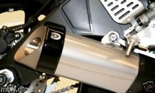 MOTORCYCLE R & G HEXAGON EXHAUST PROTECTOR  FOR A Yamaha R6 2010 Akrapovic Hex