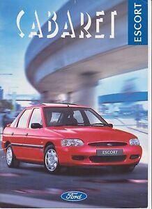 FORD-ESCORT-CABARET-CAR-BROCHURE-DECEMBER-1995