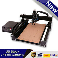 400w Cnc 4040 Router Engraver Woodwork Engraving Drilling Machine Air Cooling
