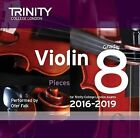 Violin CD Grade 8 2016-2019 by Trinity College London (CD-Audio, 2015)