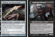 Elbrus, the Binding Blade // Foil // NM // Dark Ascension // engl. // Magic