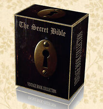 175 Secret Banned Books of The Bible DVD Apocrypha Forbidden Lost Commentary 32