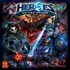 Heroes of The Storm 2017 Wall Calendar by Blizzard Entertainment