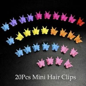 20pcs-Butterfly-Hair-Clips-Mini-Hairpin-for-Kids-Women-Girls-Cartoon-Claw-Clips