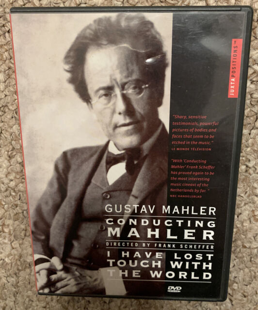 Gustav Mahler: Conducting Mahler/ I Have Lost Touch With the World DVD (2010)