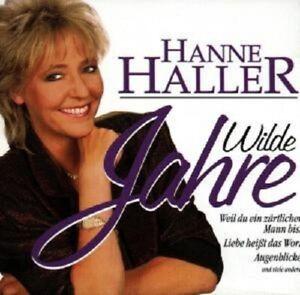 HANNE-HALLER-034-WILDE-JAHRE-034-CD-NEUWARE