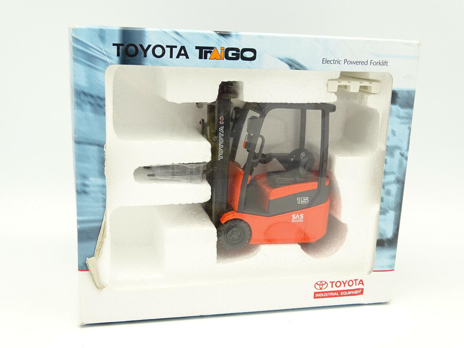 Ros 1 23 Tp Btp - Forklift Carrozza Elevatore Toyota Traigo SAS 15