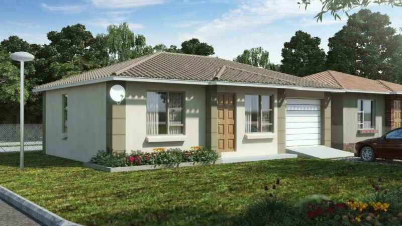 2 Bedroom House for Sale in Paarl East