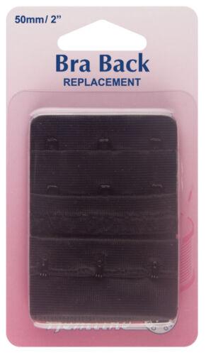 Hemline Bra Back Replacement 50mm