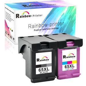 2x 65XL Ink Cartridge for HP DeskJet 2636 2655 3720 ENVY ...