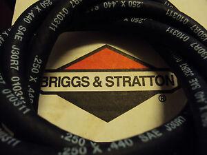 Genuino-Briggs-amp-Stratton-Gasolina-Combustible-Manguera-de-tuberia-0-6cm-x-1-1cm