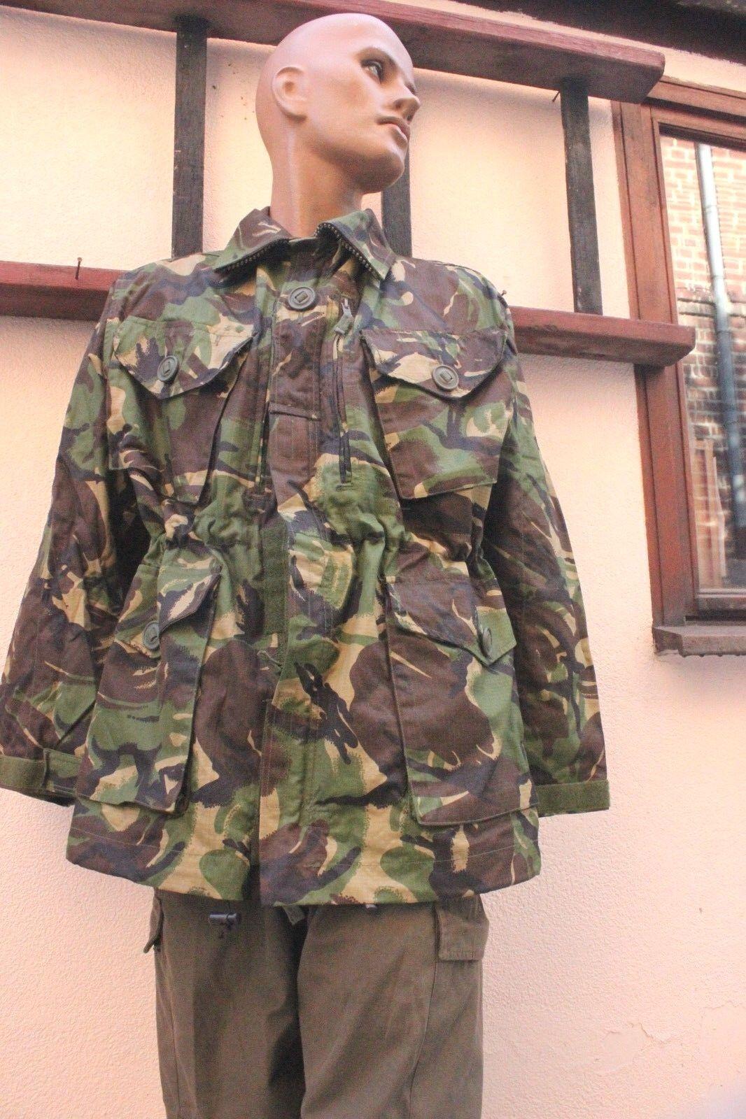 Veste Anglaise-DPM-Ripstop-4 poches-size S (88 CM-Tour de poitrine)
