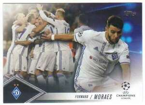 2017-2016-17-Topps-UEFA-Champions-League-Showcase-Pedigree-CP-JM-Junior-Moraes