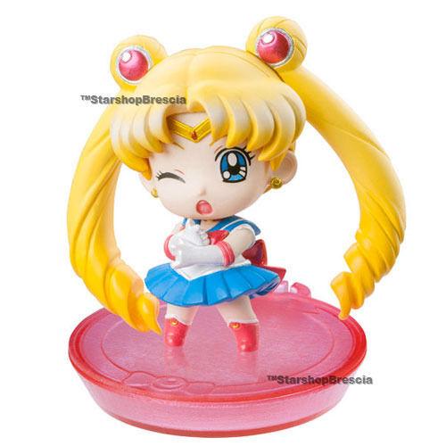 SAILOR MOON Petit Chara! B MegaHouse Sailor Moon /& Luna Ver