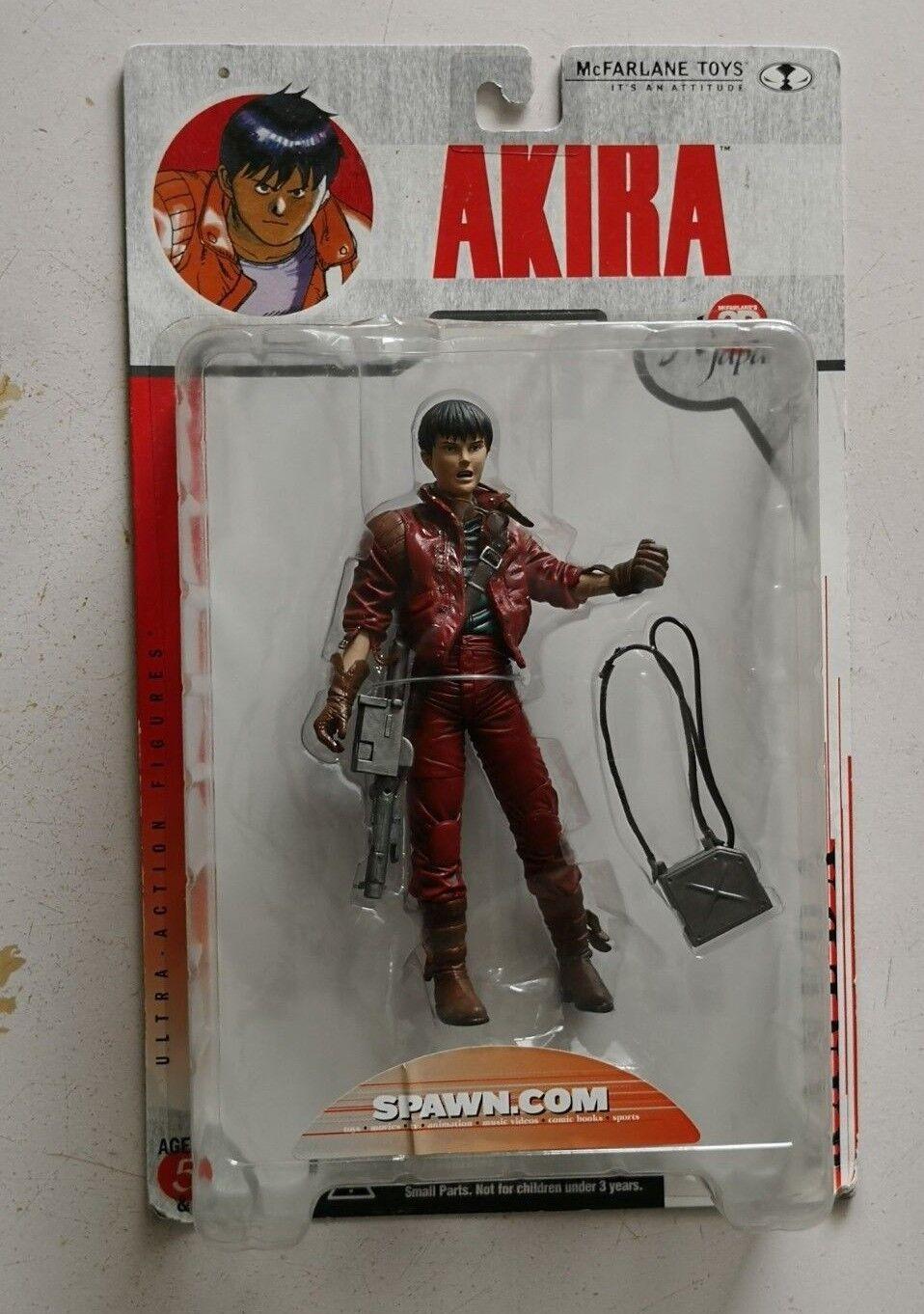 AKIRA anime,  KANEDA action figure by McFarlane Toys, New