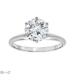 Engagement-Ring-Solitaire-14K-White-Gold-1-25-Ct-Round-Brilliant-Diamond-Cut