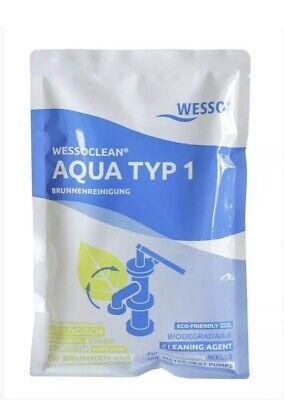 Sanft 3 Beutel á Wessoclean® Aqua Typ 1 Brunnenregenerierung