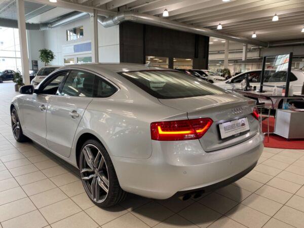 Audi A5 2,0 TDi 177 Sportback Multitr. - billede 1