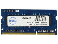 Dell 4GB 204-Pin DDR3 SO-DIMM DDR3L 1600 (PC3L 12800) System specific Memory Mod