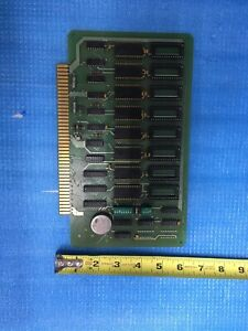 Electroglas memory board assy 244842-001