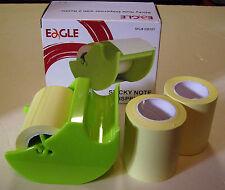 Eagle Sticky Note Tape Dispenser
