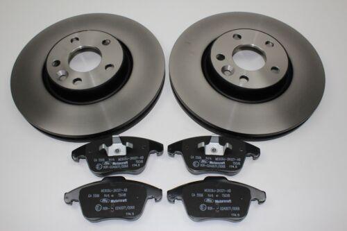 Beläge vorne Ford S-Max Original Bremsscheiben 300mm Galaxy 1500158+1916756