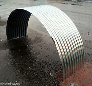 New Pig Arc Ark Curved Corrugated Galv Steel Roof Sheets