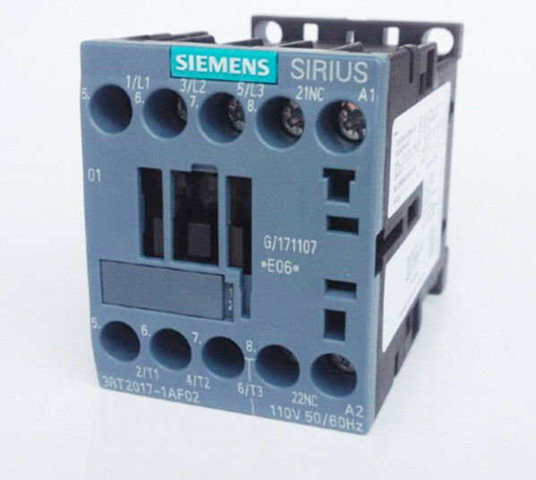 Fst  New  Siemens  3RT2017-1AF02  contactor  free shipping