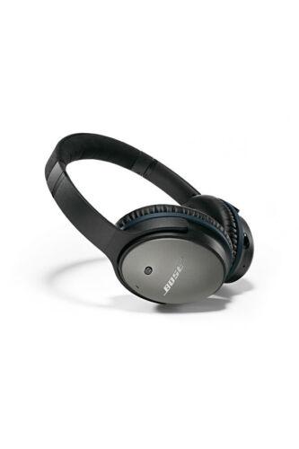 bose noise cancelling earphones. 1 of - new bose quietcomfort qc25 noise cancelling headphones black earphones s
