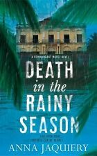 Death in the Rainy Season (Commandant Morel), New, Jaquiery, Anna Book