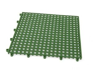 Pavimenti Da Giardino Plastica.Piastrelle Plastica Pavimento Antiscivolo Giardino Piscina 33x33 Cm Ebay