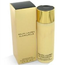 GLAMOUROUS by Ralph Lauren 6.7 oz / 200 ml SHOWER GEL Women NEW IN BOX SEALED