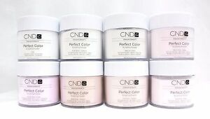 Image Is Loading Cnd Creative Nail Acrylic Powder Variations Colors Your