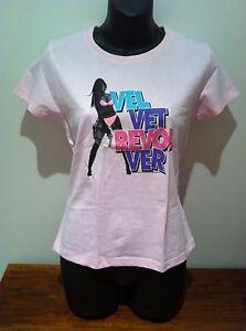 Officially Licensed Velvet Revolver Libertad Women/'s T-Shirt S-XXL Sizes