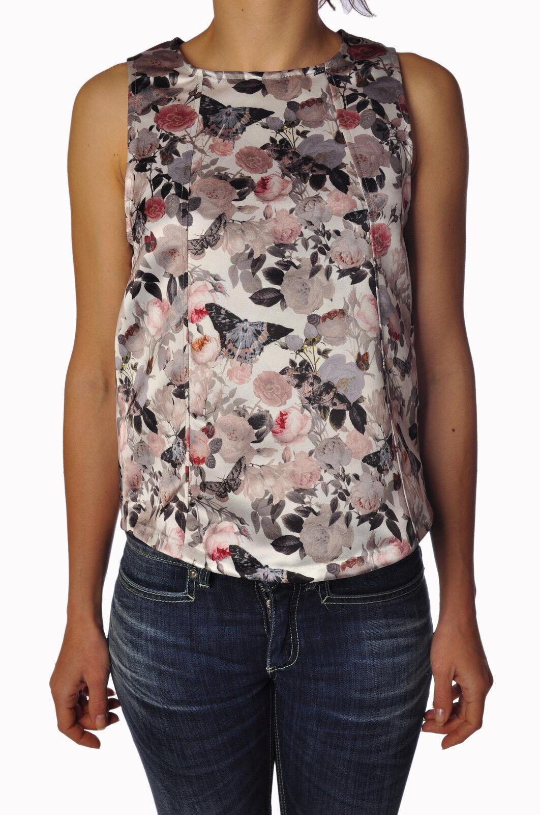 Mercì - Topwear-Sleeveless Top - woman - grau - 786217C184404
