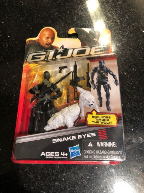Hasbro 2012 Rare! ULTIMATE STORM SHADOW//SNAKE EYES Set Moc Gi Joe Retaliation
