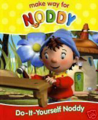 "Do-it-Yourself Noddy (""Make Way for Noddy""), Blyton, Enid | Paperback Book | Acc"