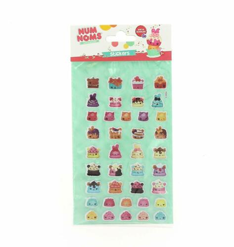Num Noms Puffy Scented Stickers Blueberry Smell Art Cute Sticker Gift Idea