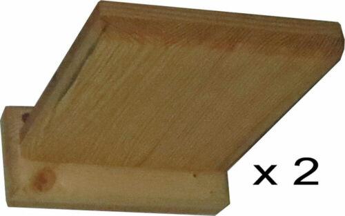 pared Park 2 wandbretter estribo 40 mm fuerte para gatos de madera ampliable