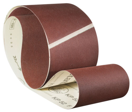 20x awuko Schleifband abrasives 150x2280 mm grain GRAIN Mix papier kp52f