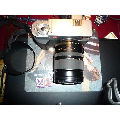 Digitalkamera  Leica Digilux 3 Spiegereflexkamera