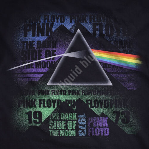 PINK FLOYD-DARK SIDE POSTER-OF THE MOON-TSHIRT-M-L-XL-2X-3X-4X-5X-6X Pyramid