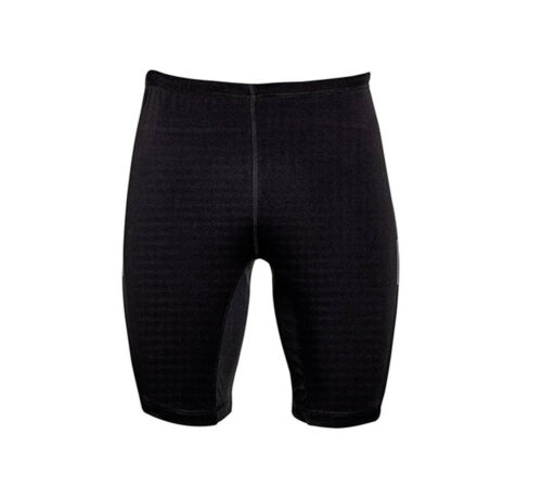 Uomo breve corso attillati Pantaloni Pantaloni Sportivi Pantaloni Fitness