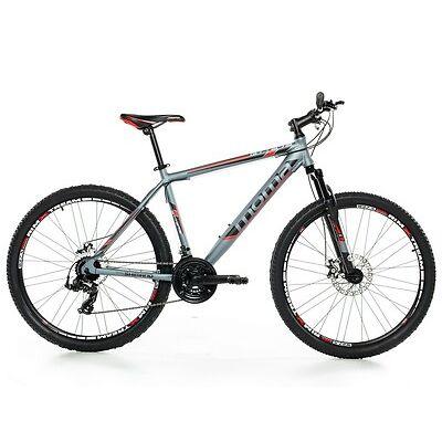 "Bicicleta de Monta¤a Mountainbike MTB BTT 27,5"" ALUMINIO SHIMANO, 2xDISCO, SUSP."
