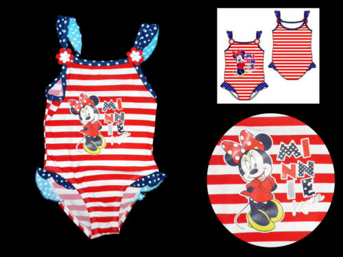 Disney Minnie Hello Kitty Badeanzug Hello Kitty 68 74 80 86 92 98 NEU Baby Kind