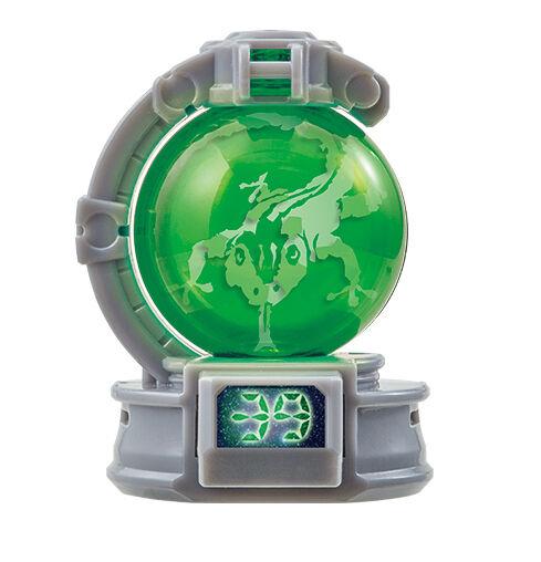 Ultra Rare power rangers Uchu Sentai Kyuranger Super Limited Kyutama of Lizard