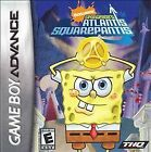 SpongeBob's Atlantis SquarePantis (Nintendo Game Boy Advance, 2007)