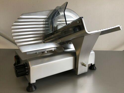 Bartscher Aufschnittmaschine 195F Schrägschneider Schneidemaschine A171195 Messe